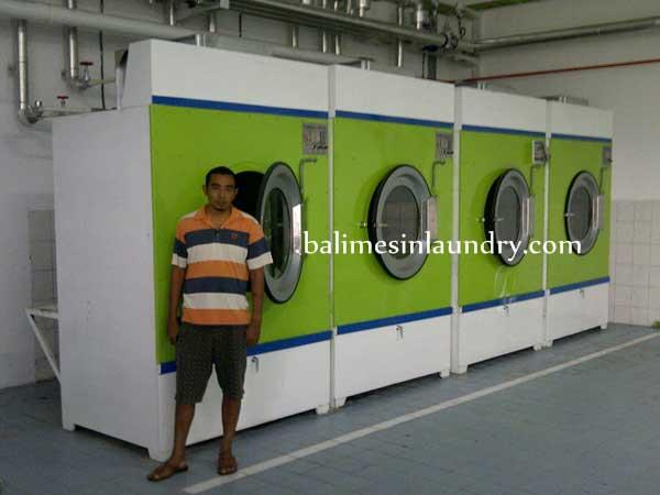 Bali Mesin Laundry